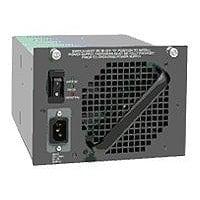 Cisco - power supply - hot-plug - 1000 Watt