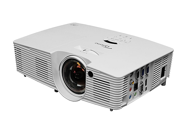 Optoma W316ST - DLP projector - portable - 3D