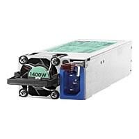 HPE Platinum Plus - power supply - hot-plug / redundant - 1400 Watt - 1583