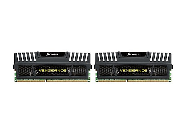 CORSAIR Vengeance - DDR3 - 16 GB: 2 x 8 GB - DIMM 240-pin - unbuffered