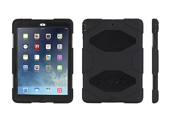 Griffin Survivor All-Terrain - protective case for tablet