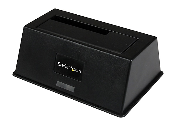 StarTech.com eSATA / USB 3.0 SATA III HDD / SSD Docking Station with UASP