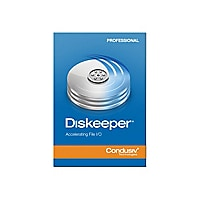Diskeeper Professional Edition (v. 12) - maintenance (2 years) - 1 workstat