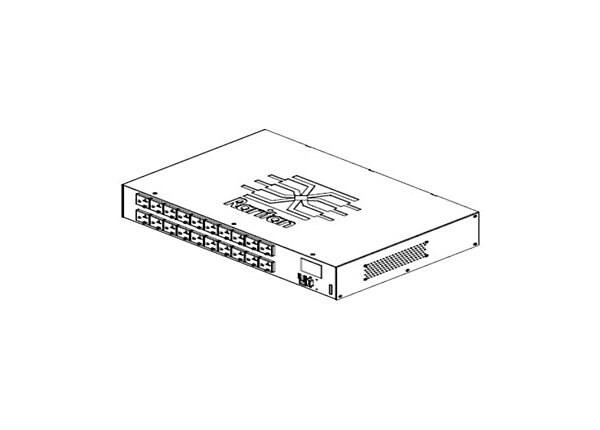 Raritan PX intelligent PX3-5407R - power distribution unit - 1900 VA
