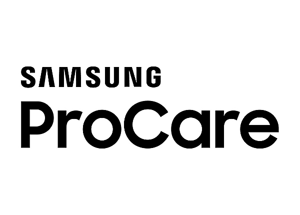 Samsung ProCare extended service agreement - 2 years - on-site