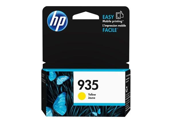 HP 935 - yellow - original - ink cartridge