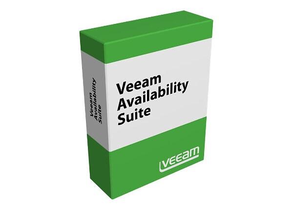 Veeam Availability Suite Enterprise Plus Upgrade & Replication Enterprise