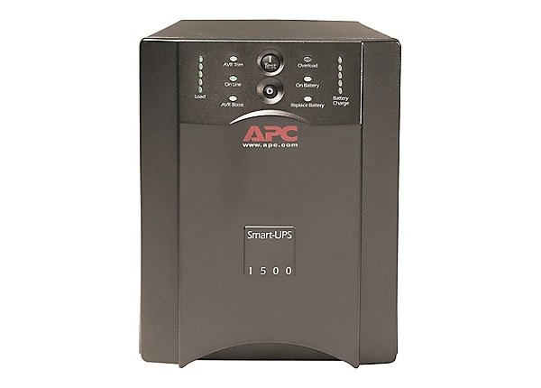APC SMART UPS 1500VA 230V UL APPROVE