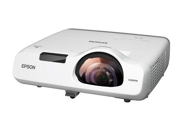 Epson PowerLite 535W - 3LCD projector - LAN