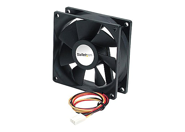StarTech.com 60x25mm High Air Flow Dual Ball Bearing Computer Case Fan w/ T