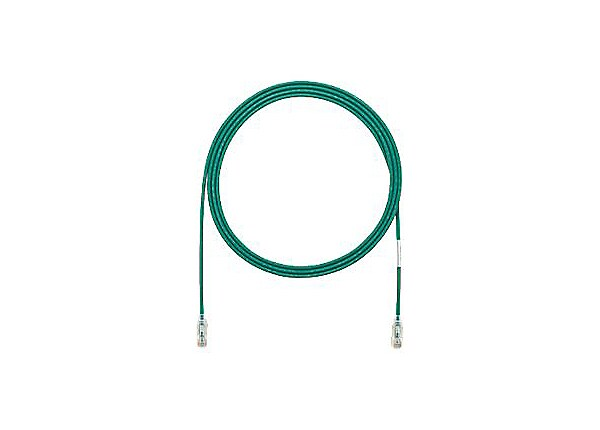 Panduit TX6-28 Category 6 Performance - patch cable - 7 ft - green