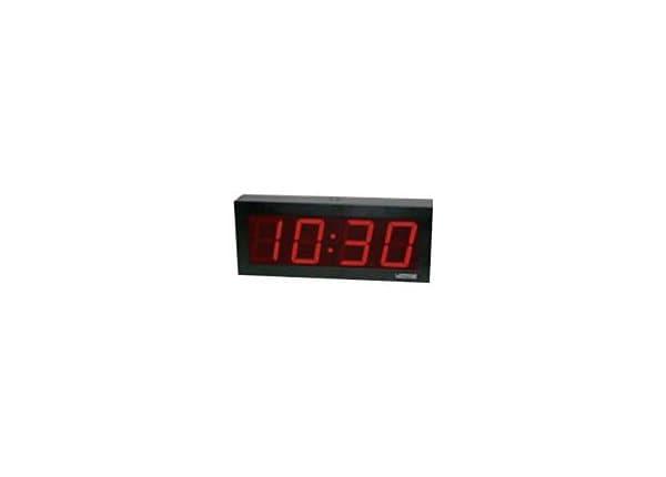 Valcom VIP-D440A - clock