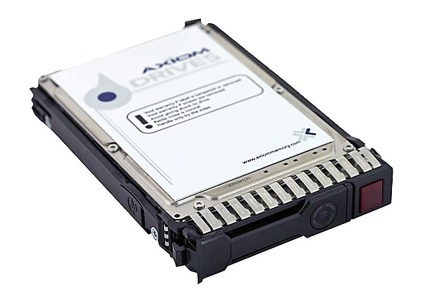 Axiom Enterprise - hard drive - 600 GB - SAS 12Gb/s