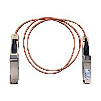 Cisco Direct-Attach Active Optical Cable - network cable - 10 m - beige