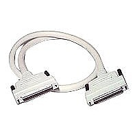 C2G 6ft SCSI-3 Ultra2 LVD/SE MD68M/M Cable (Thumbscrew)