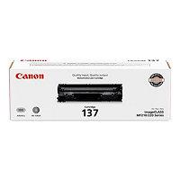 Canon 137 - black - original - toner cartridge