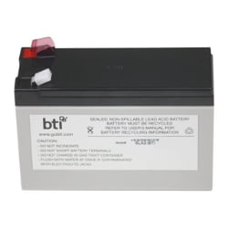 BTI Replacement Battery #2 for APC - UPS battery - lead acid