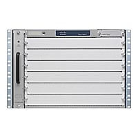 Cisco 7606-S - router - rack-mountable - with Cisco 7600 Series Route Switc