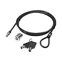 HP Master Keyed Docking Station Cable Lock - security cable lock