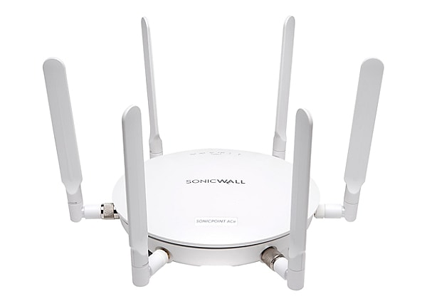 SonicWall SonicPoint ACe - wireless access point - with 3 years Dynamic Sup