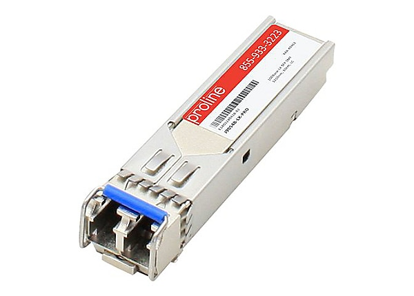 Proline HP J9054B Compatible SFP TAA Compliant Transceiver - SFP (mini-GBIC