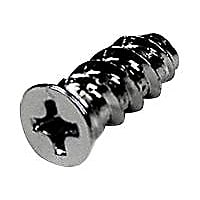StarTech.com Screws for Case Fan Mounting - Screw kit - 0.4 in (pack of 50)