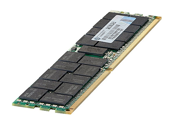 HPE - DDR3 - 16 GB - DIMM 240-pin - registered