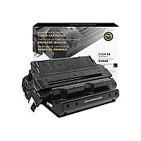 Clover Remanufactured Toner for HP C4182X (82X), Black, 20,000 page yield