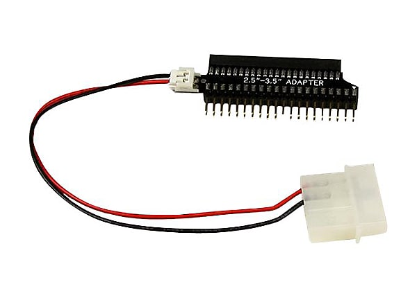 """StarTech.com 2.5"""" to 3.5"""" IDE Hard Drive Cable Adapter"""