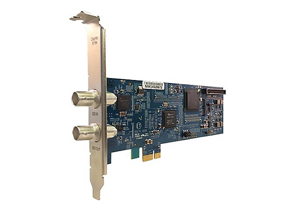 Osprey 815e - video capture adapter - PCIe low profile