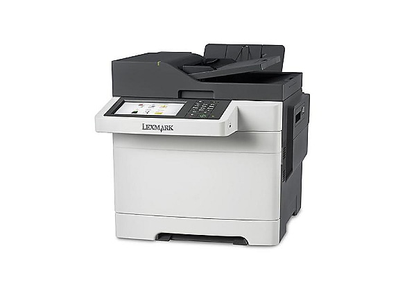 LEXMARK CX510DE COLOR MULTFUNCTION