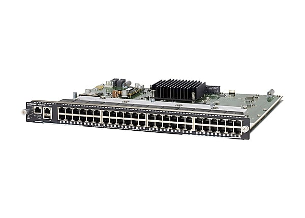 NETGEAR 48-Port Fully Managed Switch M6100 Series, Plug-in module (XCM8948)