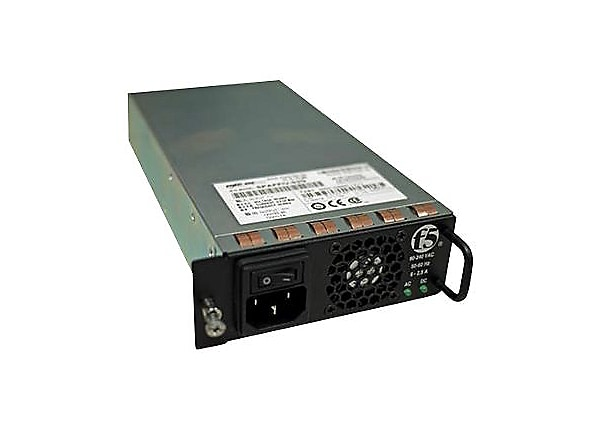 F5 Networks AC Power - power supply - hot-plug / redundant - 400 Watt
