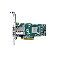 HPE StoreFabric SN1000Q 16GB 2-port PCIe Fiber Channel Host Bus Adapter
