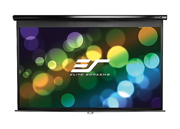 Elite Screens Manual Series M85UWS1 - projection screen - 85 in (216 cm)