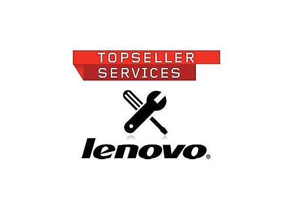Lenovo TopSeller Expedited Depot - extended service agreement - 3 years - p