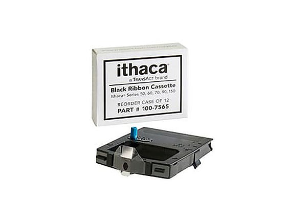 Ithaca Ribbon Cassette (12 pack)