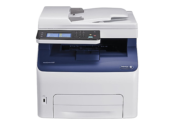 Xerox WorkCentre 6027/NI - multifunction printer - color