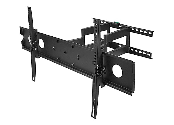 "SIIG Large Full-Motion TV Wall Mount - 42"" to 80"" - wall mount"