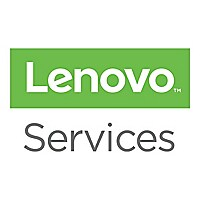 Lenovo On-Site + ADP - extended service agreement - 4 years - on-site