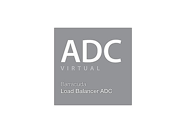 Barracuda Load Balancer ADC 540Vx - subscription license (5 years) - 1 lice