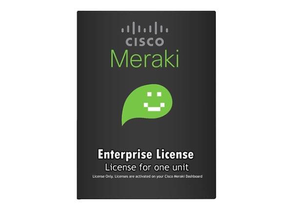 Cisco Meraki Advanced Security - subscription license - 1 license