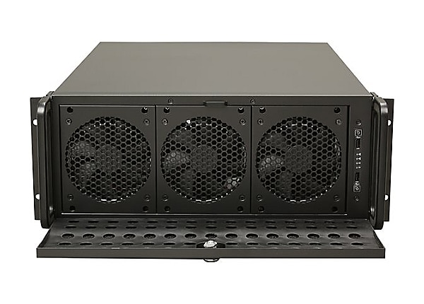 Rosewill 4U series RSV-L4500 - rack-mountable - extended ATX