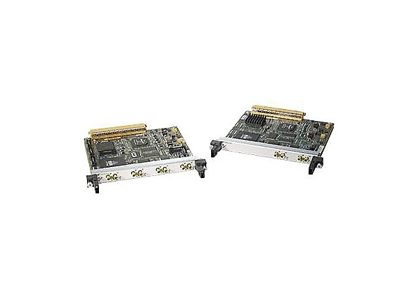 Cisco Clear Channel Shared Port Adapter Version 2 - expansion module