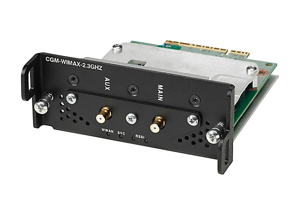 Cisco Connected Grid WiMAX Module - network adapter