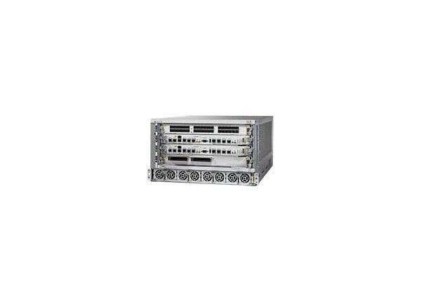 Cisco ASR 9904 - modular expansion base - rack-mountable