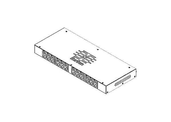 Raritan Dominion PX PX2-5284R - power distribution unit - 5800 VA
