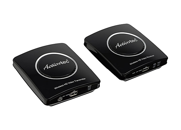 Actiontec MyWirelessTV2 Wireless HDMI Video Kit - wireless video/audio/infr