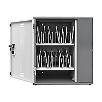 Ergotron YES20 Charging Cabinet for Tablets - Made with Anthro DNA - TAA