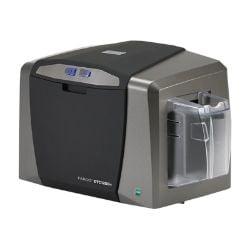 Fargo DTC1250e - plastic card printer - color - dye sublimation/thermal res